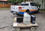 Udesc Lages cede equipamento ao Lacen para realização de testes da Covid-19