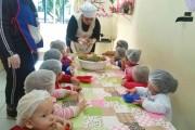 CEI incentiva alimentação saudável para crianças