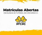 Aberta as inscrições para a escolinha de futebol do Tigre