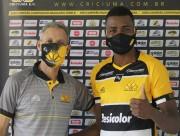 Zagueiro Maurício Barbosa é mais um atleta contratado pelo Criciúma E.C.