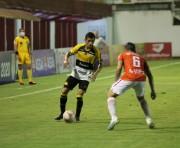 Criciúma E.C. sofre a segunda derrota no Campeonato Brasileiro da Série C