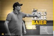 Paulo Baier assina com o Criciúma Esporte Clube até o fim da temporada
