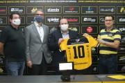 Cerâmica Elizabeth é a nova patrocinadora do Criciúma Esporte Clube