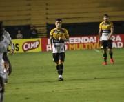 Criciúma-SC e Ypiranga-RS empatam em partida de oito gols pela Série C