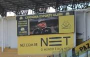 Direção do Criciúma Esporte Clube presta homenagem a Maradona