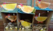 Artistas mirins terão trabalhos expostos no Criciúma Shopping