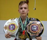 Atleta de jiu-jitsu joinvilense lança financiamento coletivo