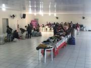 Social de Jacinto Machado faz entrega de donativos arrecadados