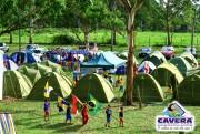 """Mais de 1500 crianças """"desbravam"""" o Caverá Park"""