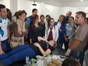 Médicos e enfermeiros de Içara passam por capacitação