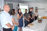 Professores da rede municipal de Jacinto Machado participam de capacitação