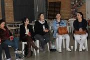 Monitoras e enfermeiras são capacitadas pelo Projeto Amora
