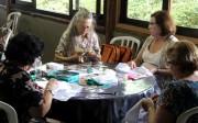 Monitoras são capacitadas atividades nos Clubes de Mães e Grupos de Idosos da Afasc
