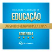 Mestrado em Educação da Unisul recebe Conceito 4