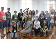 Jovens do Marista São José participam da Caravana