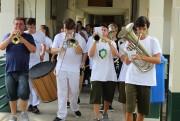 Marchinhas de carnaval agitam a tarde na Satc