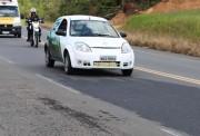Carro Elétrico faz primeiro teste em via pública