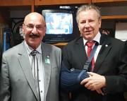Mota reúne Maldaner e Weber em reunião na sexta