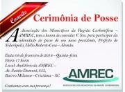 AMREC realiza eleição e posse do novo conselho executivo