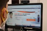 Aumento de operações on-line eleva demanda por Certificado Digital