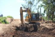 Chuva reduz avanço das Obras Complementares