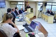 Informações sobre a Sessão do dia 11/2 na Câmara de Criciúma