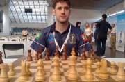 Enxadristas içarenses buscam metas no V Floripa Chess Open