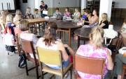 Clubes de Mães beneficiam 2,9 mil mulheres em Criciúma