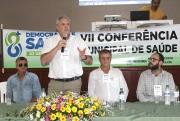 Urussanga promove a VII Conferência Municipal de Saúde