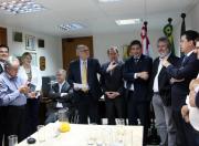 Dr. Vicente luta em prol da Instalação de Consulado Italiano em SC