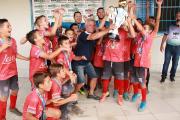 Equipe Sub-11 da FME conquista o título da Copa Águas de Gravatal