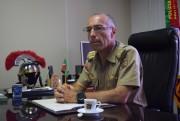 Comandante-geral da PM do Estado palestra na Acic