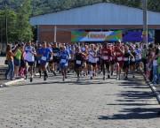 Corrida de Rua atrai mais de 500 competidores em Turvo