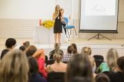 Serviços do Creas são apresentados para professores do Ensino Fundamental II