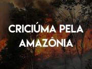 Criciúma pela Amazônia: Ato em defesa acontece sábado