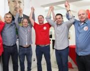 Maior mobilização partidária movimenta cerca de 100 mil filiados do PMDB