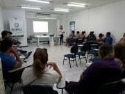 Acibalc promove 1º curso para manipuladores de alimentos
