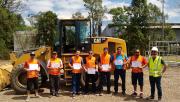 Cursos Livres Satc oferecem formação para operador de pá-carregadeira