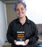 Coletivo Sou conquista título de dançarina destaque