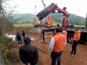 Defesa Civil entrega seis kits de transposição a municípios catarinenses