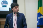 Delegado estadual Ulisses Gabriel faz balanço de suas ações na Alesc