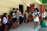 Bloco de carnaval conscientiza sobre a prevenção das DST/HIV-Aids