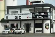 DIC prende foragido por tráfico em Içara após receber auxilio emergencial