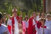 Domingo de Ramos marca início da Semana Santa