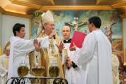 Catedral São José abre jubileu centenário com Missa Crismal