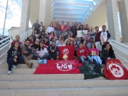 Pastoral da Juventude de SC promove missão