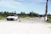 DNIT/SC aloca trabalhos no acesso a Caputera, para construir via lateral na BR-101