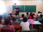 DNIT/SC e Consórcio retomam Educação Ambiental