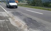 DNIT/SC faz recomposição do pavimento na BR-101