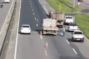 DNIT inicia semana com melhorias no pavimento da BR-101